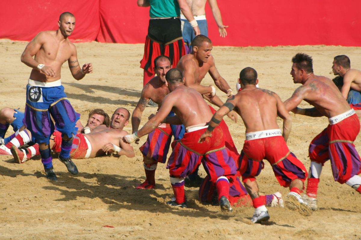 walki calcio storcio